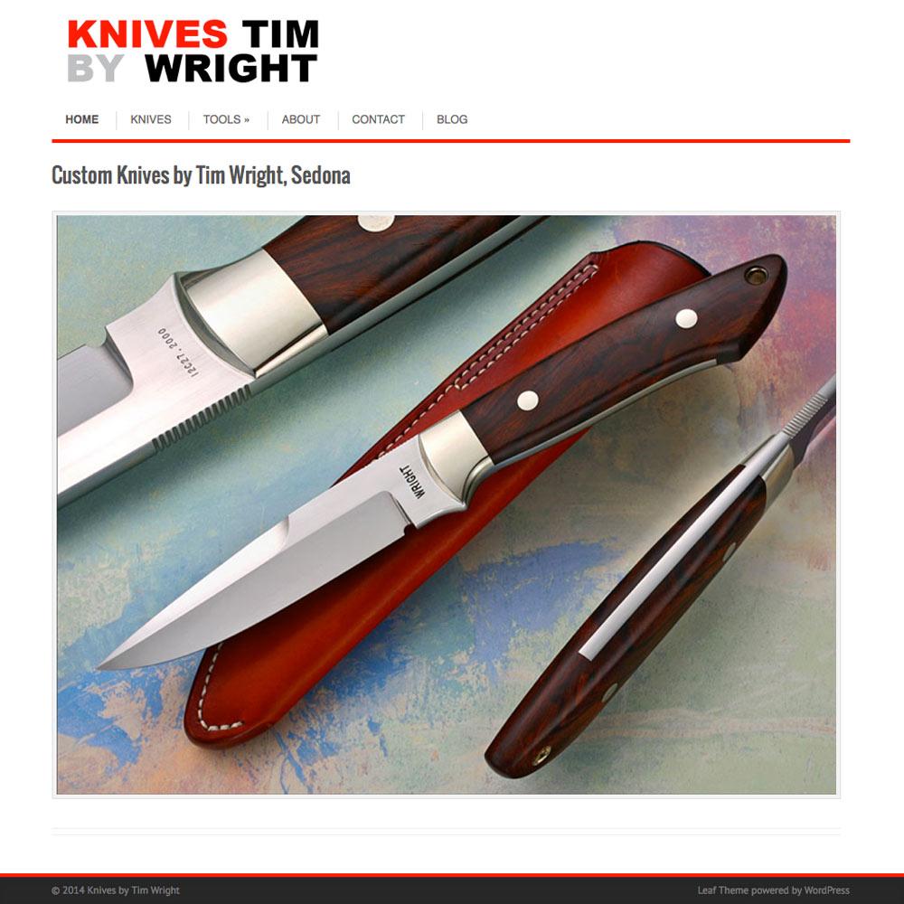 TimWrightKnives.com
