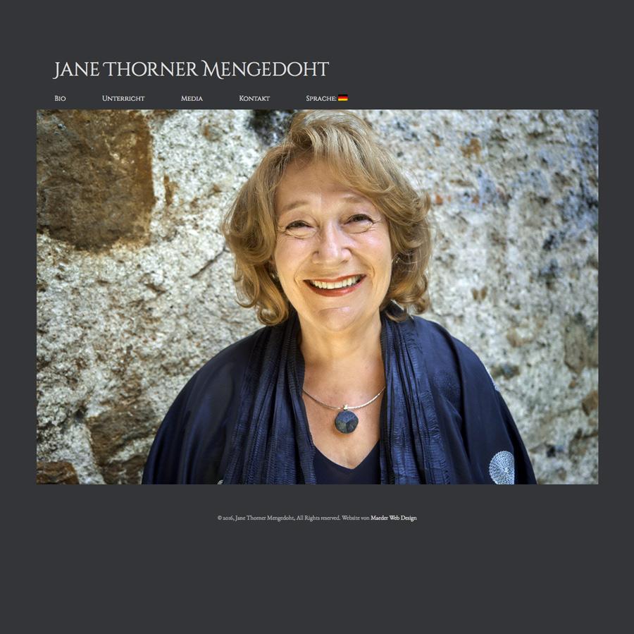 JaneThorner.com