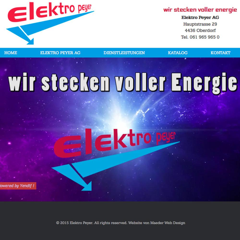 ElektroPeyer.ch