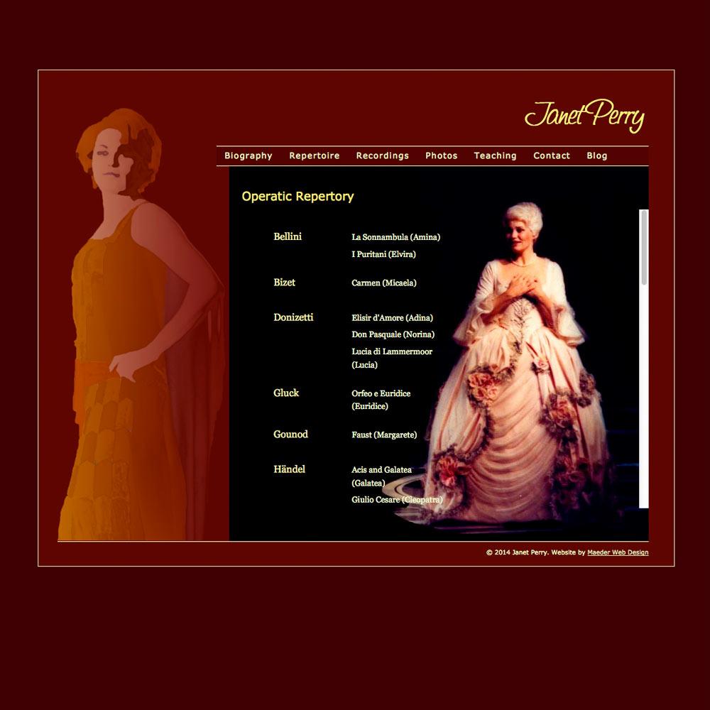 JanetPerry.com