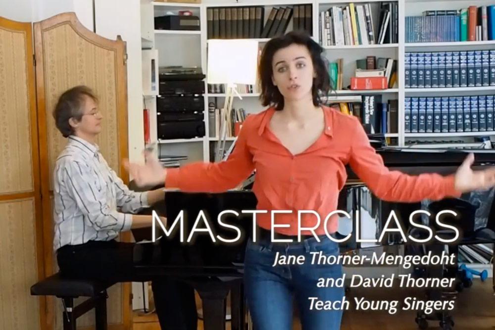 video Masterclass von Rolf Mäder