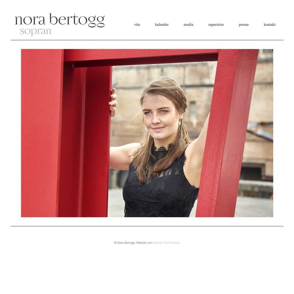 NoraBertogg.com