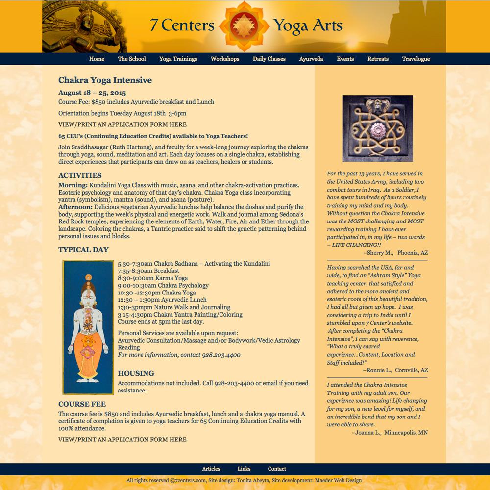 7Centers-Yoga.com