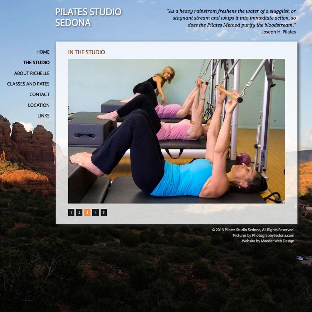 PilatesStudioSedona.com