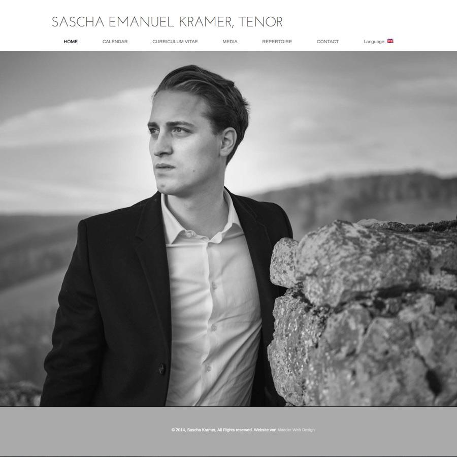 SaschaEmanuelKramer.com