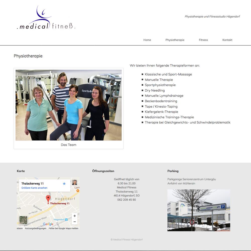 Medicalfitness-Haegendorf.com