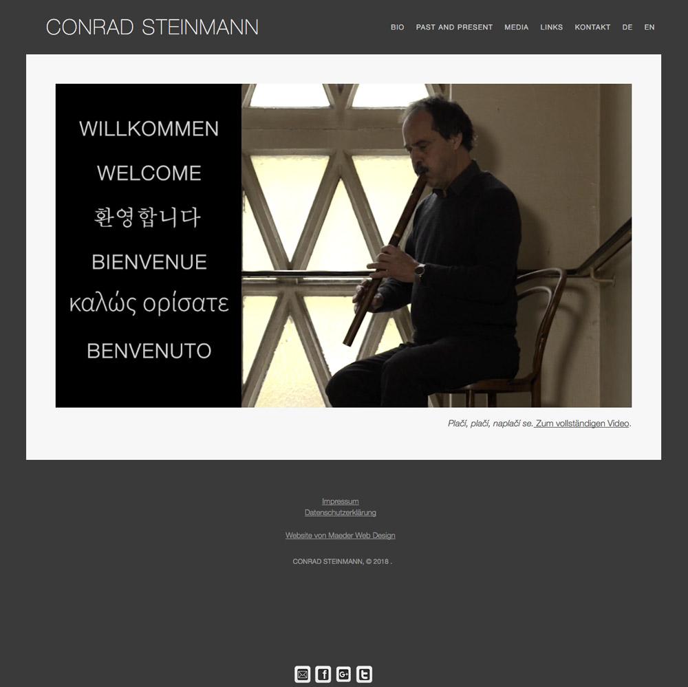 conradsteinmann home