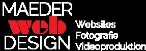 Maeder Web Design Logo